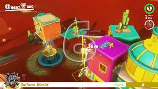 Dunkey Streams Super Mario Odyssey