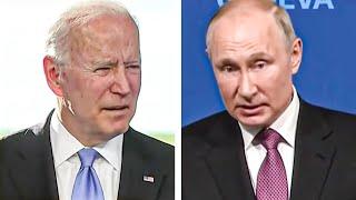 Republicans Attack Joe Biden For Meeting With Putin
