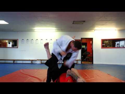 Japanese Ju Jitsu