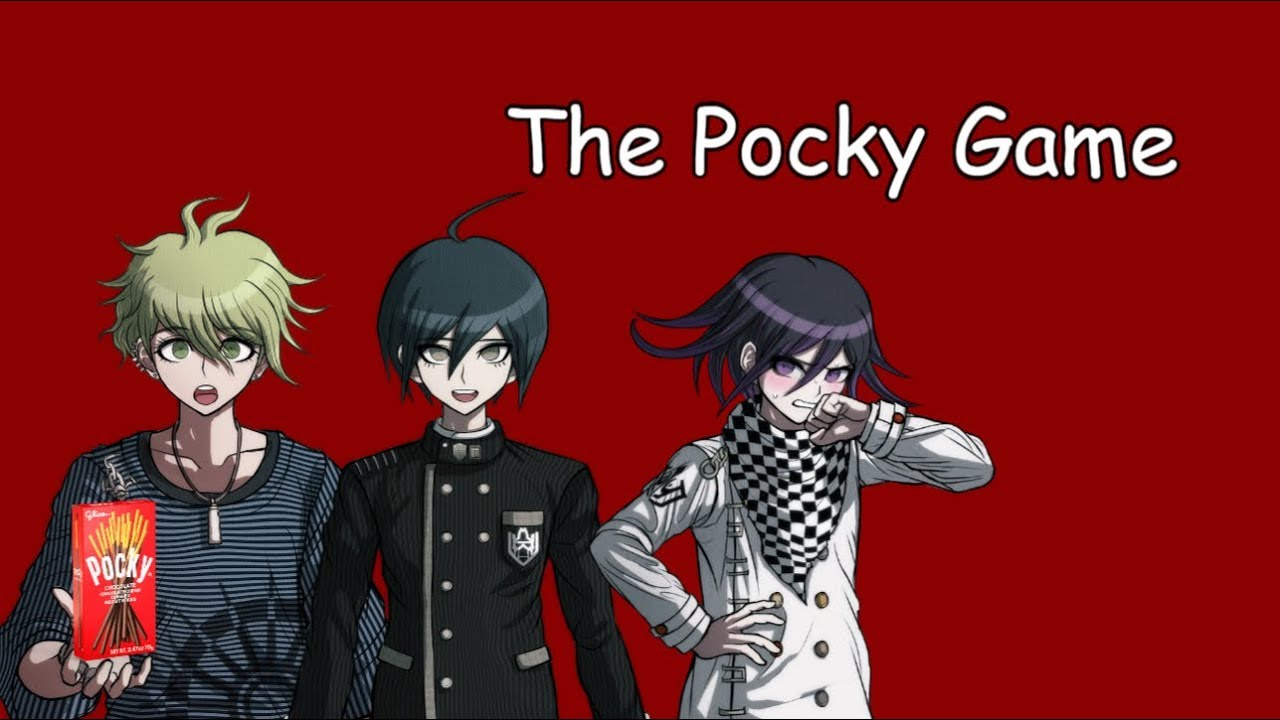 The Pocky Game [Comic Dub]