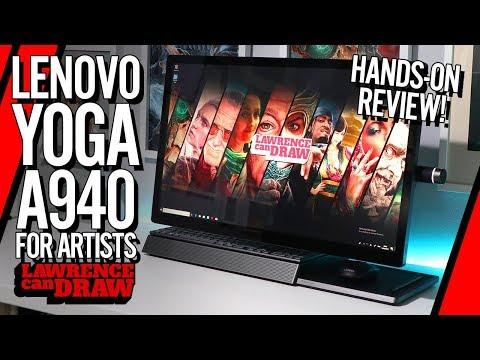 Lenovo Yoga A940 | TabletPCReview com - Tablet PC Reviews