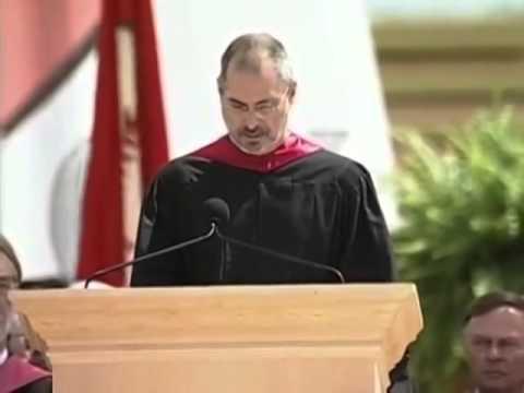 Motyvacija Lietuviškai | Steve Jobs kalba Stanfordo universiteto diplomų įteikimo iškilmėse