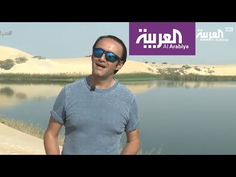 بحيرة الأصفر في الأحساء أكبر تجمع مائي في منطقة الخليج  - نشر قبل 1 ساعة