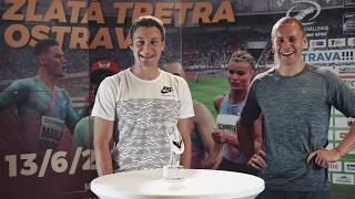 Special questions for Thomas Röhler and Jakub Vadlejch