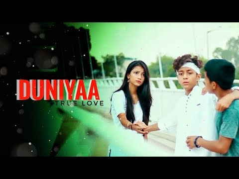 Basau Tere Sang Mein Alag Duniya | Rahul Amrita | Heart Touching True Love Story | Sad Song 2K19