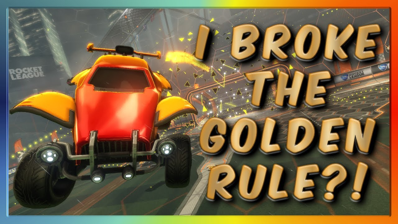 I BROKE THE GOLDEN RULE?! | GRAND CHAMPION 3V3 WITH GIMMICK AND FIREBURNER