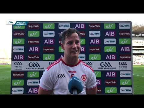 Tyrone footballer, Kieran McGeary, talks to GAA.ie.