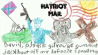 Hatriot Mail: A Punchable Face