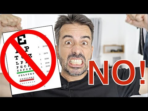 Why I Don't Trust Optometrist Measurements