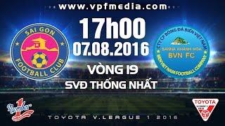 Sai Gon vs Sanna Khanh Hoa full match