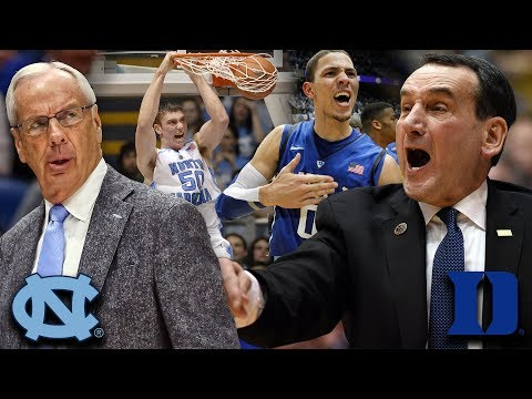Duke vs. UNC: Top Games Since 2000