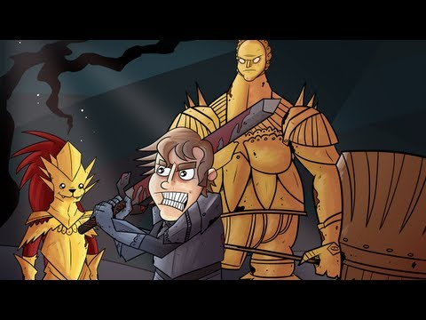 Dark Souls - Ornstein And Smough Redux On NG++
