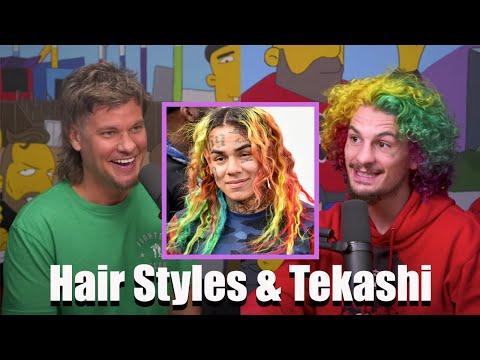 Suga Sean O'Malley on His Hair Style and Tekashi 6ix9ine | Theo Von