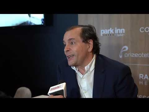 Federico González, chief executive, Radisson Hotel Group