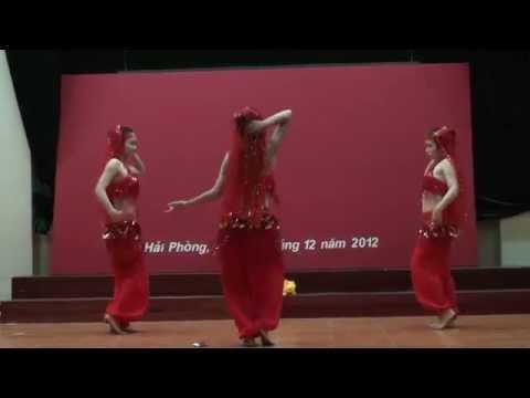 Múa Ấn Độ - K34E