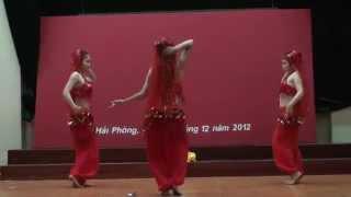 Nhac Viet Nam | Múa Ấn Độ K34E | Mua An Do K34E