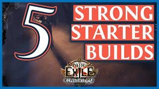 Path Of Exile 3.10 Starter Builds 🔥 5 Solid PoE Delirium Starter Builds (2020)