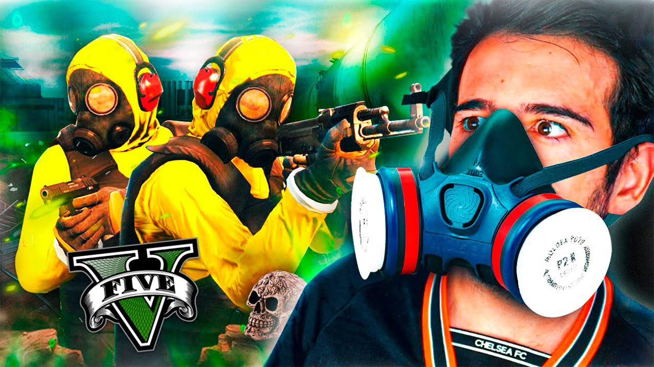 ¿Qué PASA DESPUES de la PANDEMIA en GTA 5? (GTA V MODS) - ElChurches