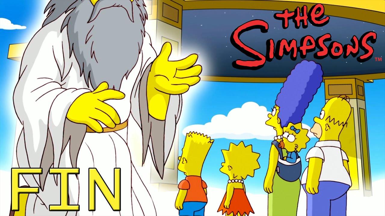Les simpson le jeu fin fr youtube - Les simpsontv ...