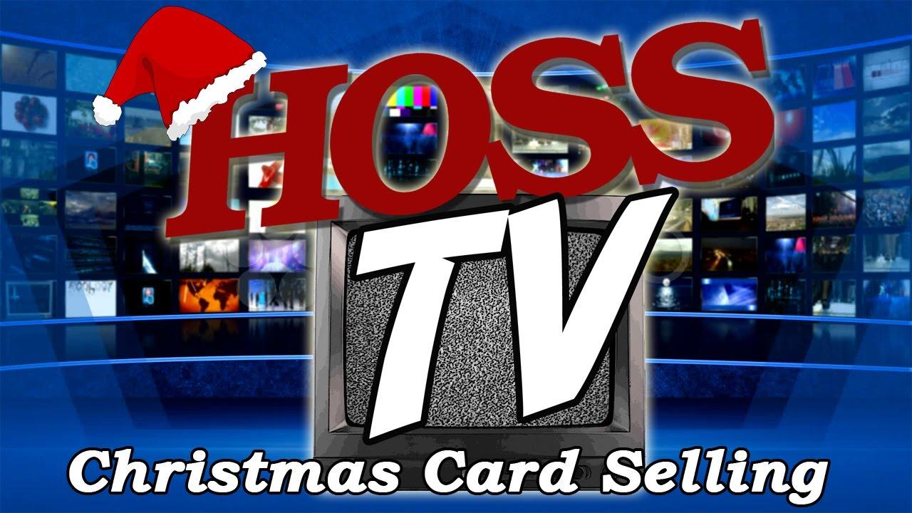 hoss tv christmas gift card sales youtube