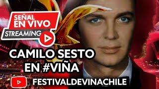 CAMILO SESTO - CONCIERTO COMPLETO FESTIVAL DE VIÑA 2004 | Especial #QuedateEnCasa