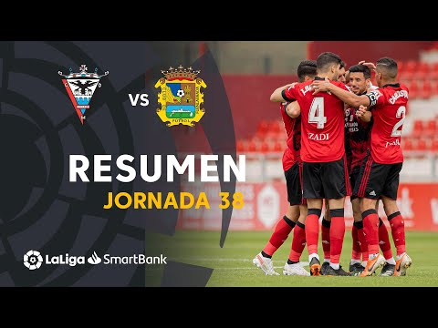 Mirandes CF Fuenlabrada Goals And Highlights