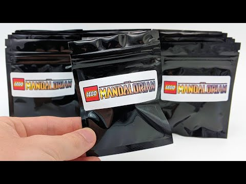 Mystery LEGO Mandalorian