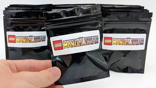 Mystery LEGO Mandalorian Minifigures - 15 Pack Opening! (RARE Minifigures)