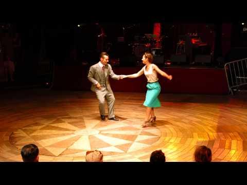 William Mauvais & Maeva Truntzer - Swingin Paris 2015