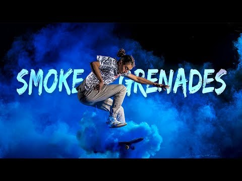 Download Youtube: 1000fps Colored Smoke Grenades 4K HDR (UHD)