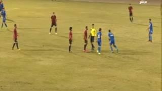 دوري الدرجة التانية   أهداف مباراة كفر الشيخ و حرس الحدود