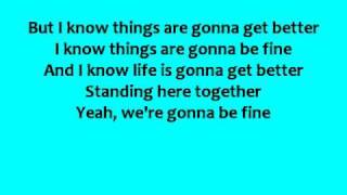 David Archuleta - Things Are Gonna Get Better with Lyrics