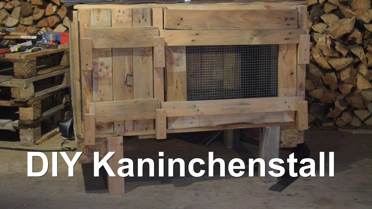 diy kaninchenstall selber bauen by tactical