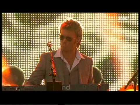 a-ha The Sun Always Shines on TV Live 2009 Oslo