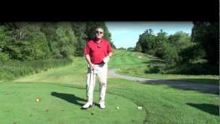 LOW STINGER SHOT SHAWN CLEMENT WISDOM IN GOLF