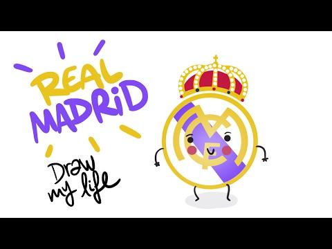 LA HISTORIA DEL REAL MADRID - Draw My Life
