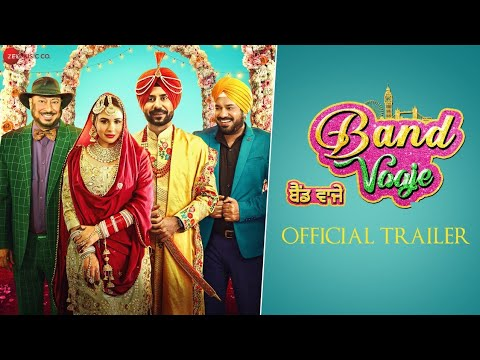 Download Band Vaaje - Official Trailer | Binnu Dhillon, Mandy Takhar, Gurpreet Ghugi & Jaswinder Bhalla