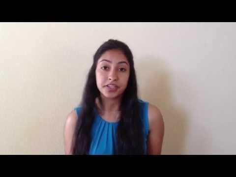 Ami Thakrar - High School Stem Cell Research Intern June 2013