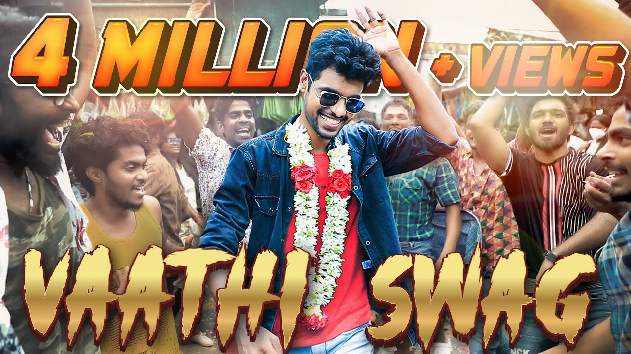 New Channel Launch | Vaathi Swag | Micset  | Sound