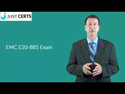 E20-885 100% Answers & E20-885 Valid Test Dumps | 2017