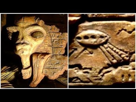 Ancient Aliens: Proof Intelligent Extraterrestrial Beings Visited Earth?