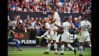 W杯後初出場のムバッペが2ゴール! PSG、敵地で開幕2連勝飾る