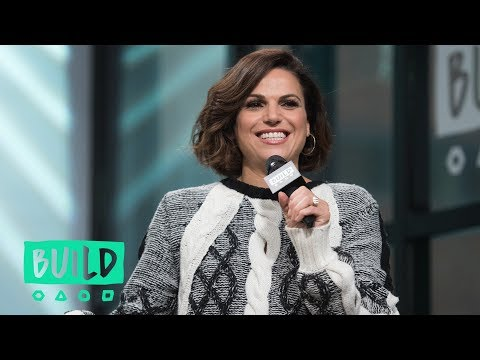 Lana Parrilla Gushes About Her Dog, Lola