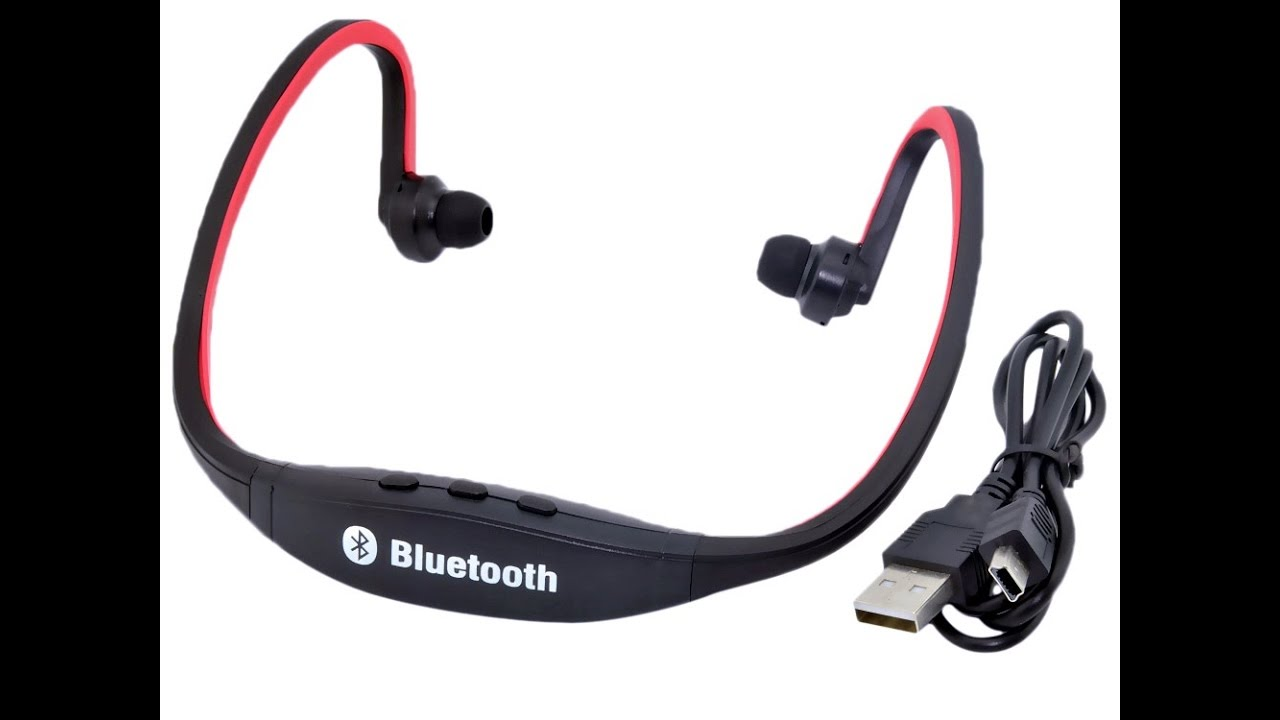 How to connect Sports Bluetooth Wireless Headset to Windows 10 PC
