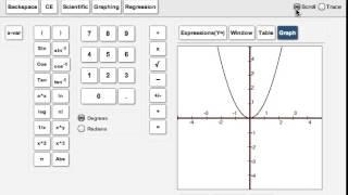Online calculator for the Grade 11 Smarter Balanced Math Assessment