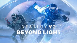 Destiny 2: Beyond Light - Europa Trailer