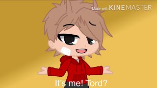 You reposted in the wrong Eddsworld || Tord's Brithday gift || Gacha Club