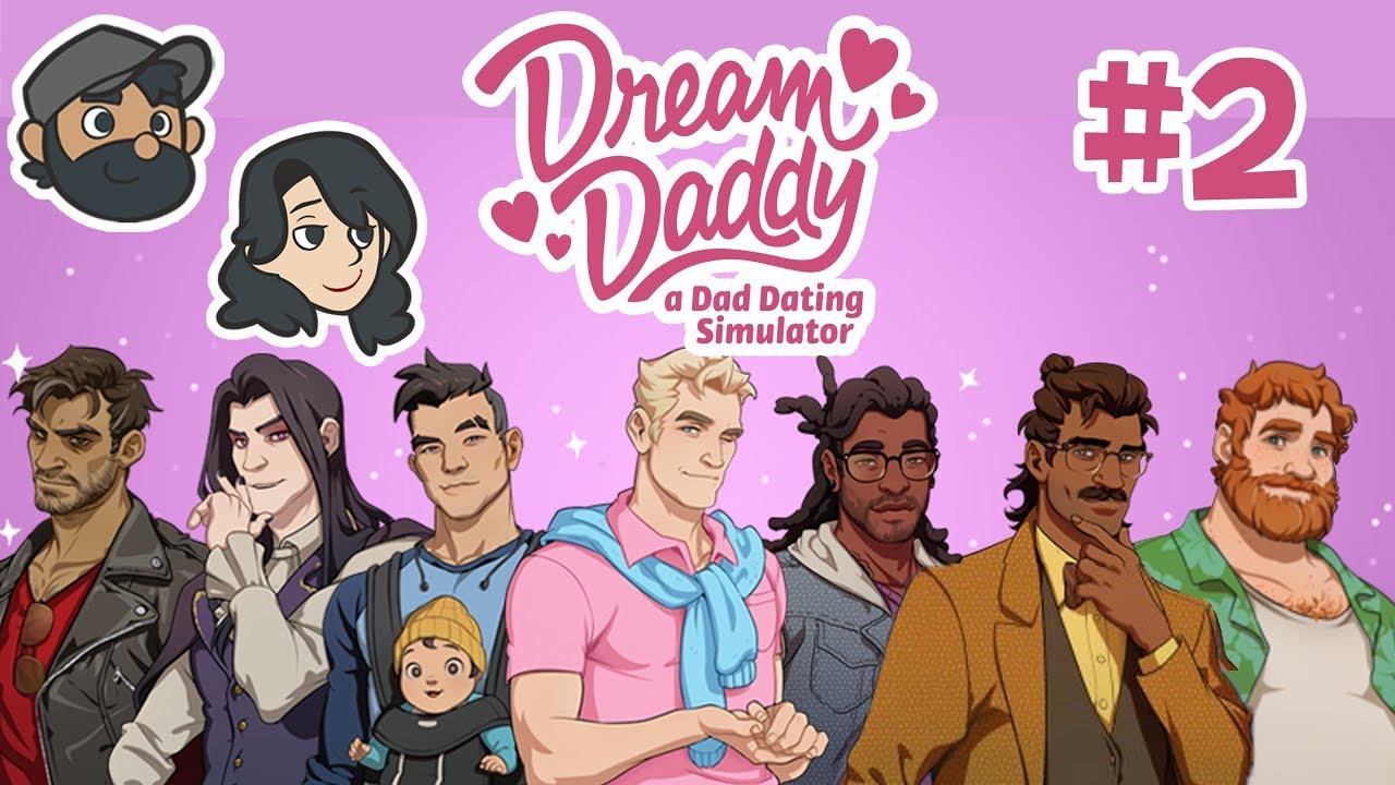 Dream Daddy A Dad Dating Simulator - Part 2 - Dad Battle