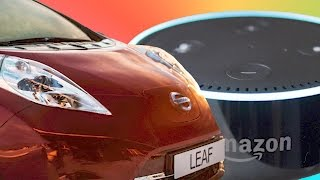 Video How To Interact With Your Nissan LEAF Using Amazon Alexa Digital Assistant download MP3, 3GP, MP4, WEBM, AVI, FLV Juli 2018