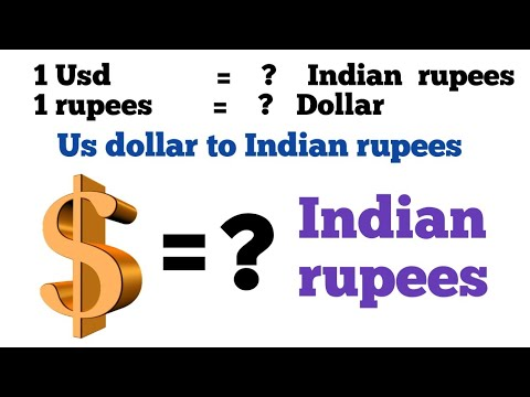 Usd To Inr I United States Dollar To Indian Rupees I Us Dollar To Indian Rupees Exchange Rate Today
